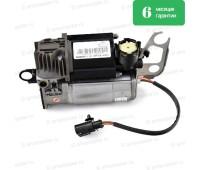 Оригинальный восстановленный компрессор пневматической подвески (AUDI Q7, Porsche Cayenne, VW Touareg)