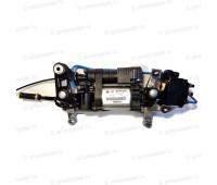 Оригинальный восстановленный компрессор пневматической подвески (AUDI Q7 II, Porsche Cayenne E2, VW Touareg NF)